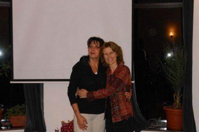 Ritta Nicoara & Andrea Berger