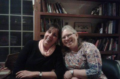 Ritta Nicoara & Charleen Nicyle la Monroe Institute, programul Guidelines