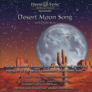 Desert Moon Song with Hemi-Sync® (Cântecul Lunii din deşert cu Hemi-Sync®)