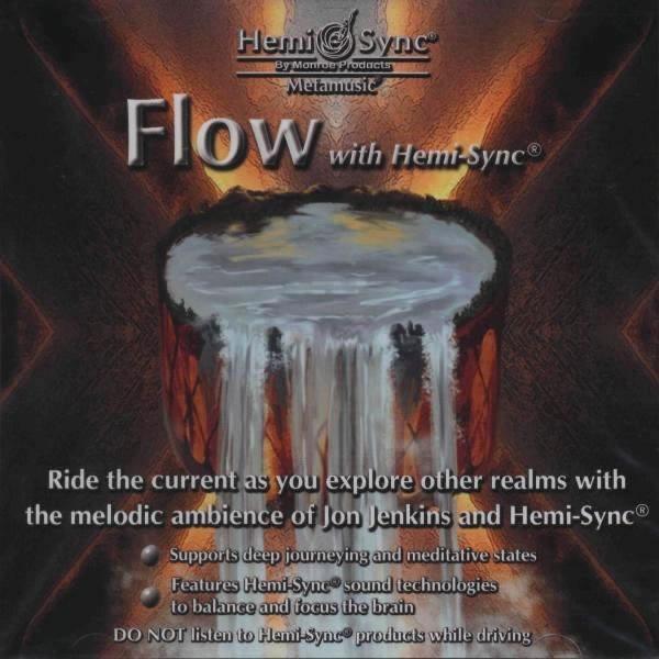 Flow with Hemi-Sync® (Flux liber cu Hemi-Sync®)