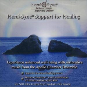 Hemi-Sync® Support for Healing (Hemi-Sync® pentru vindecare)